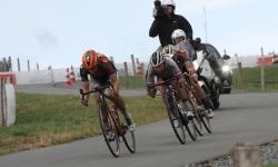 22-08-2020: Wielrennen: NK vrouwen: Drijber: Anna van der Breggen: Jip van den Bos: Anouska Koster